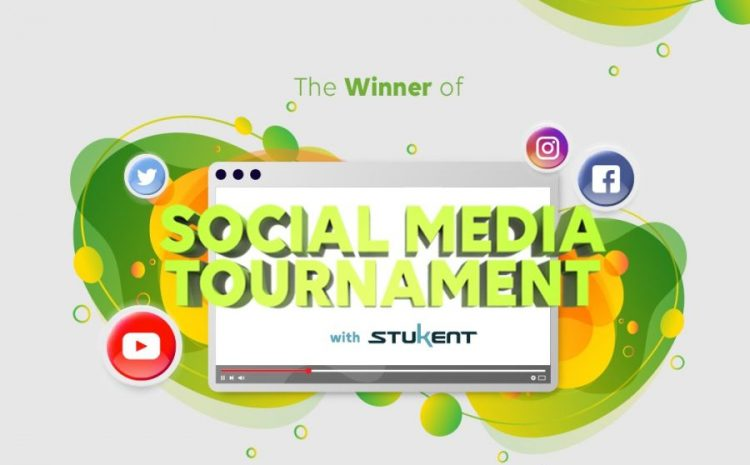 Pengumuman Pemenang Social Media Tournament