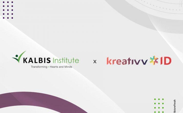 Ikut Kembangkan Potensi Mahasiswa Indonesia, Kalbis Institute Bekerjasama dengan Kreativv.Id