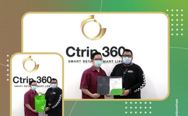 Perkuat Kerjasama Industri, Kalbis Institute Berkolaborasi dengan Ctrip 360 Dalam Pengembangan SDM Di Indonesia