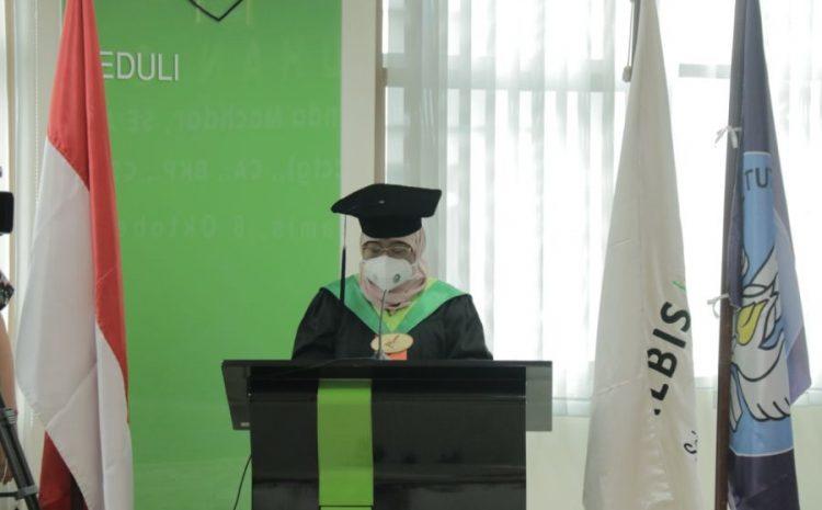 Resmi, Kalbis Institute Melahirkan Guru Besar di Bidang Akuntansi