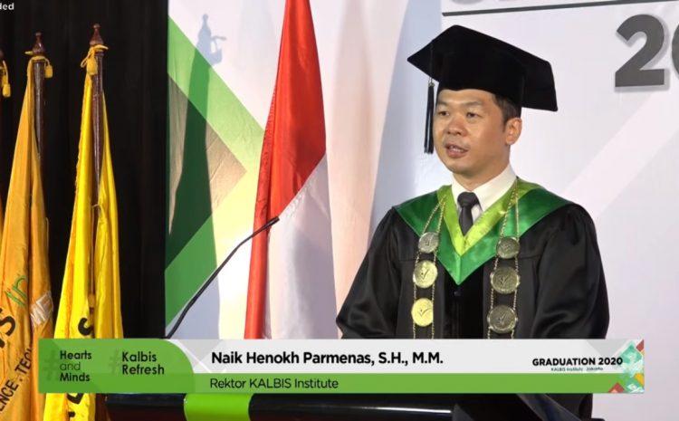 Kalbis Institute Luluskan 452 Wisudawan Termasuk Anya Geraldine dan Fachri Muhammad
