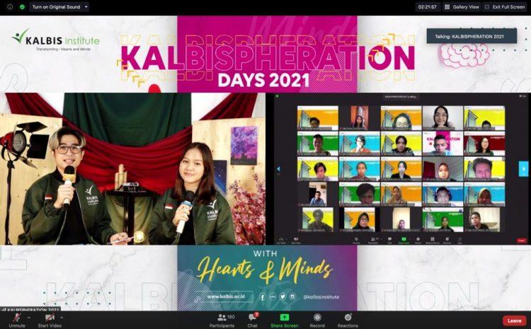 Sambut Mahasiswa Baru, Kalbis Institute Gelar KALBISPHERATION 2021