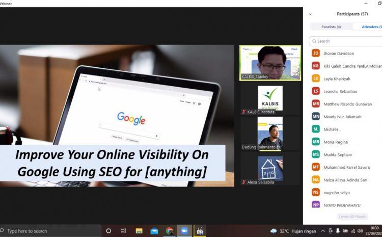 Tingkatkan Brand Website Anda di Google dengan Memaksimalkan SEO